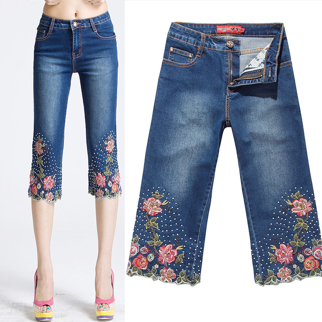 Aliexpress.com : Buy Summer Designer Laxury Womens Embroidery ...