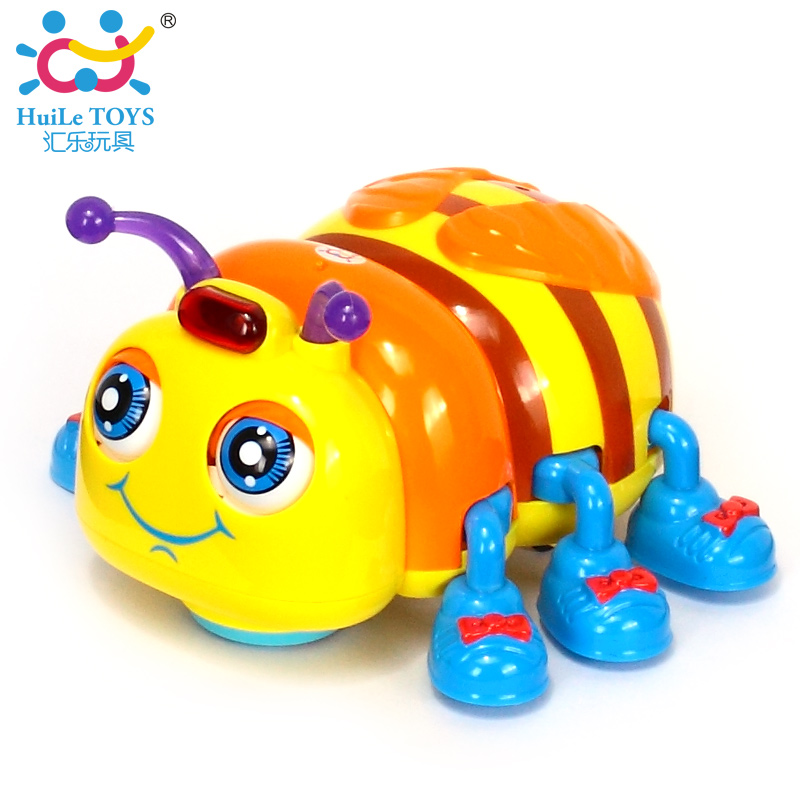 New Baby Toys : New baby toys infant crawl electric beetle