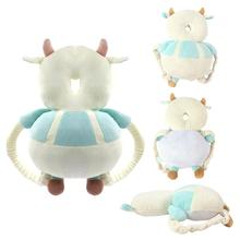 Get more info on the New Baby Head Protection Pillow Pad Toddler Headrest Pillow Cute Baby Neck Wings Nursing Drop Resistance Cushion Baby Toy Pillow
