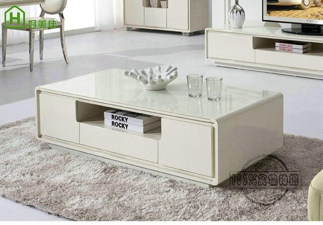 Kaca Coffee Table Tv Kombinasi Kabinet Paket Kreatif Yang Modern Ruang Tamu Meja Kopi Ikea