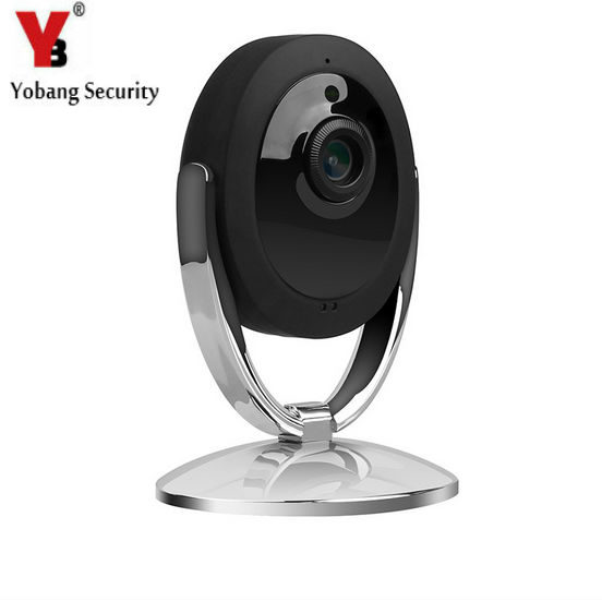 YobangSecurity 720P Wifi Wireless Pan Tilt IP Camera Indoor Baby Monitor Remote Home Security IP Camera P2P Surveillance Camera howell wireless security hd 960p wifi ip camera p2p pan tilt motion detection video baby monitor 2 way audio and ir night vision