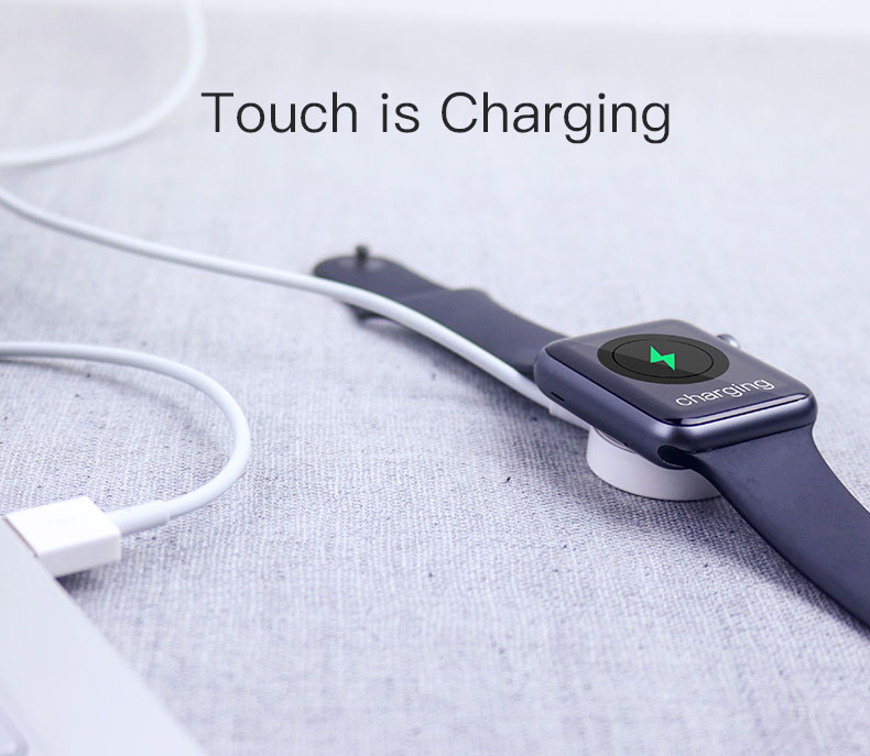 SIKAI Original Wireless Charger for Apple Watch Charger for i-Watch Series 1 2 3 38/42mm 1meter for Apple Watch 9