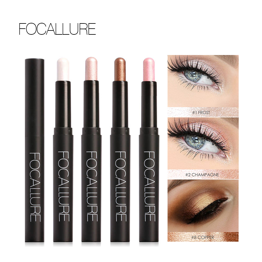 High Quality 1pc Natural Long Lasting Eye Shadow Pen Makeup Pencil Makeup Tools Eyeshadow Pen Shadow Stick 12 Colors Optional
