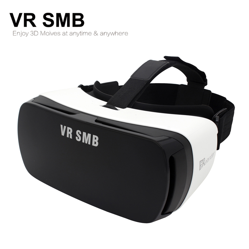 <font><b>New</b></font> <font><b>arrival</b></font> <font><b>VR</b></font> SMB Google cardboard <font><b>VR</b></font> <font><b>Virtual</b></font> <font><b>Reality</b></font> 3D <font><b>Glasses</b></font> For 4.5 - 5.5 inch Smart phone Better than <font><b>VR</b></font> <font><b>BOX</b></font> ,<font><b>VR</b></font> Shinecon