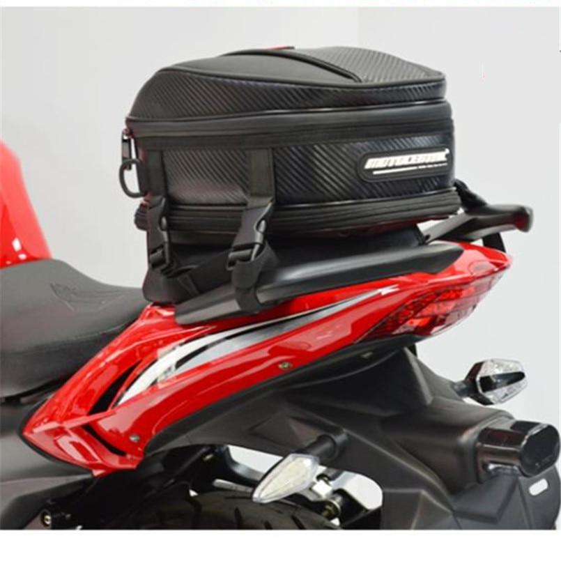 MOTOCENTRIC мотоциклетные сапоги бак для езды на мотоцикле, бак для горячего масла высокого качества в байкерском стиле спортивный хвост на задн...
