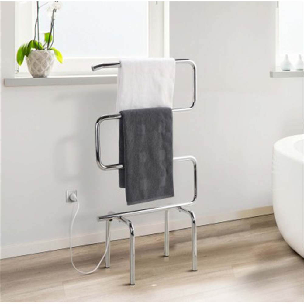 1pc Heated Towel Rail Holder Bathroom Accessories Towel: Aliexpress.com : Buy Free Standing Towel Warmer Towel