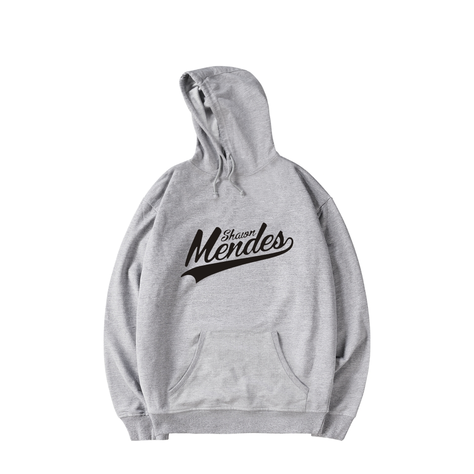 Shawn Mendes Hoodies With Hat Women Men Shawn Mendes Army Hooded Sweatshirts Handwritten Illuminate