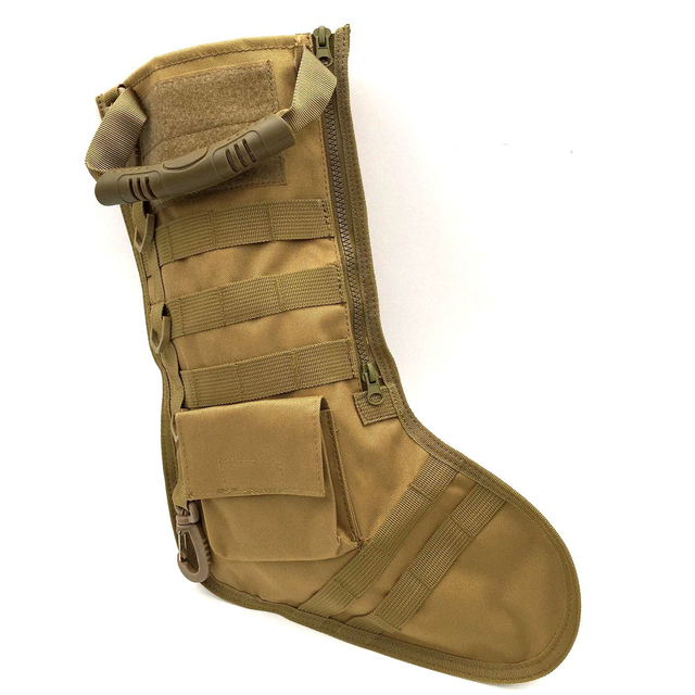 Tactical Christmas Stockings Dump Drop Pouch Nylon Bullet Pouch Military Hunting Magazine Bag