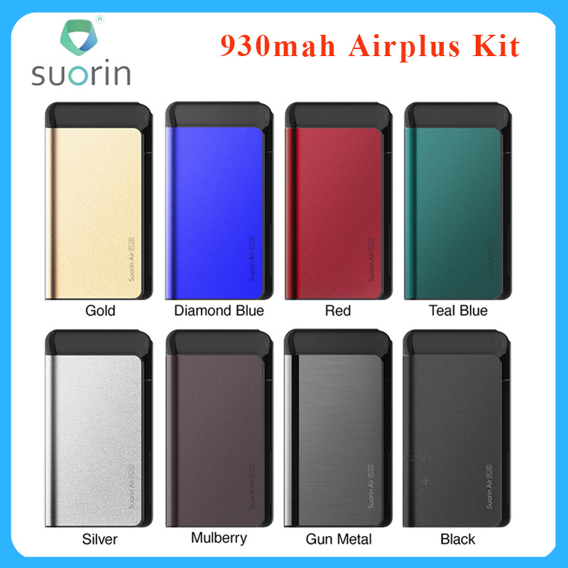 <font><b>Pod</b></font> system kit <font><b>Suorin</b></font> <font><b>Air</b></font> <font><b>Plus</b></font> <font><b>Pod</b></font> Kit built-in 930mAh 3.5ml cartridge Electronic cigarette <font><b>Pod</b></font> vape kit vs minifit/<font><b>suorin</b></font> <font><b>air</b></font> image