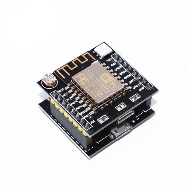 ESP8266 serial WIFI Witty cloud Development Board ESP-12F module MINI nodemcu For Arduino A25