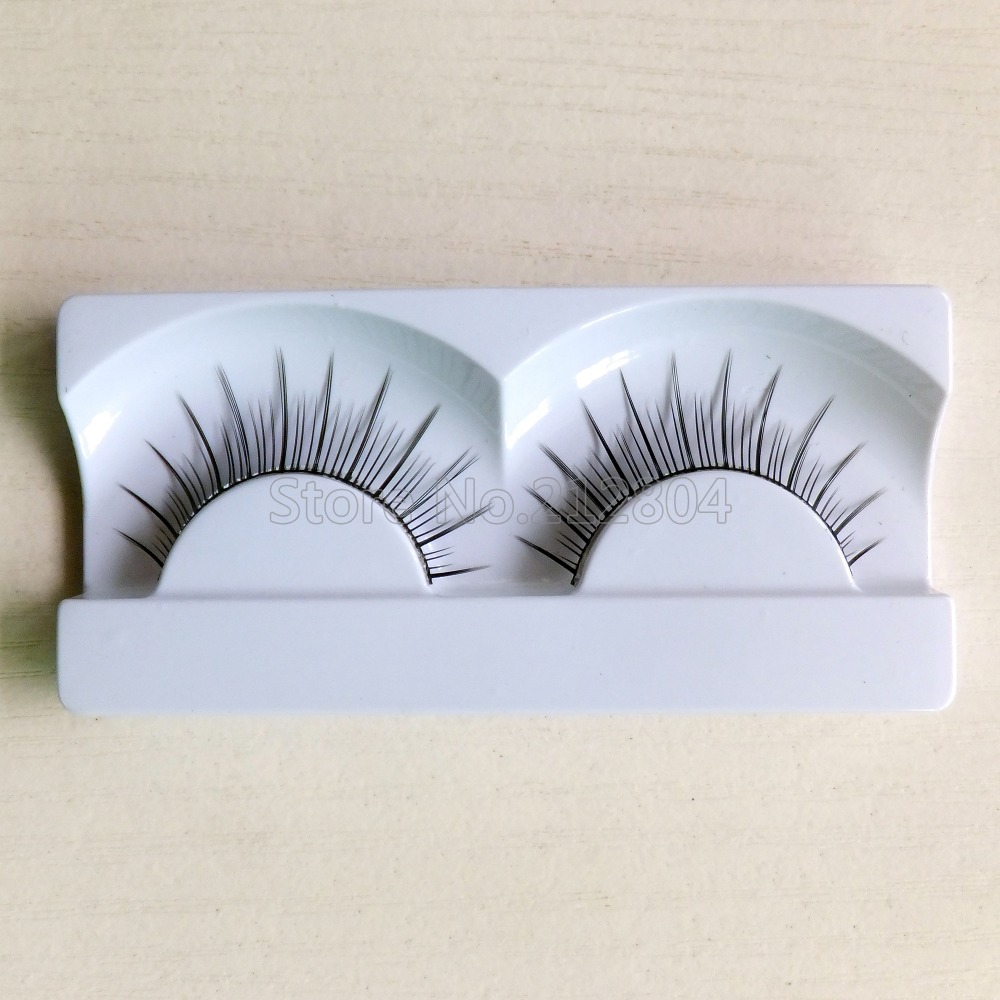 New Makeup False Eyelashes Soft Natural Long Eye Lashes Extension