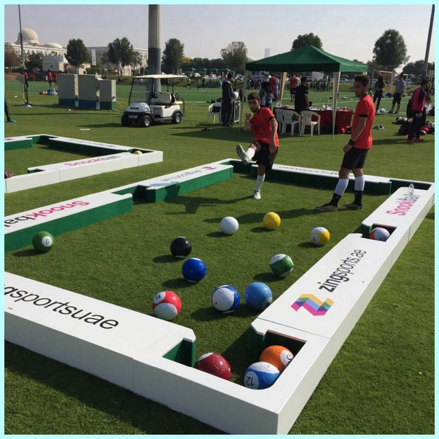 Cuzu Snookball Table Poolball Football By Sea To Europe Or North America Free Shipping