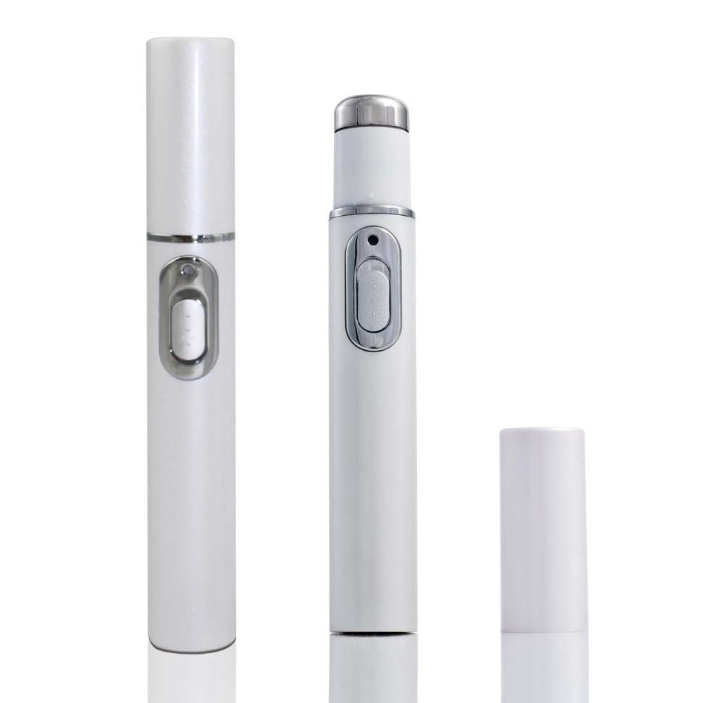 Drop Shipping Blue Light Therapy Acne Laser Pen Facial