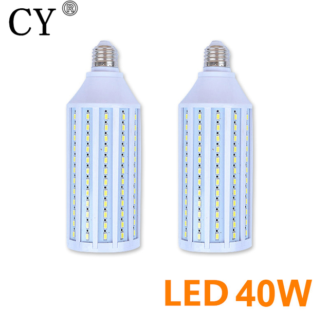 2pcs Photo Studio 220V 40W LED Bulbs Video Light Corn Lamp Bulb & Tubes Photographic Lighting E27