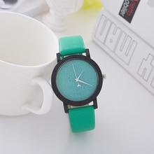 Звезда моды циферблат пару наручные часы Простой Кожаный ремешок Любители Кварцевые часы Для мужчин женская одежда часы Relógio masculino Saat