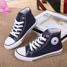 Zapatillas Con Ruedas Free Shipping Spring Canvas Sneakers Boots For Kids, High Quality Rubber+lace-up Boy Girl Casual Shoes