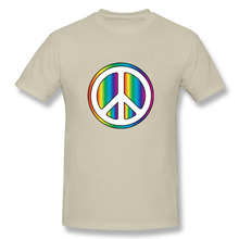 Christian T-Shirt Peace Sign Symbol