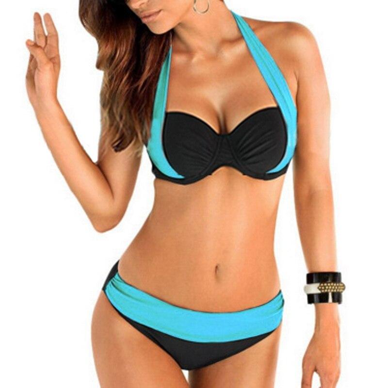 Vertvie Swimsuit High Waisted Bathing Suits Swim Push Up Bikini Set 2 Pcs Sexy Bikinis Women Swimwear Bikini Set Beach SuitsVertvie Swimsuit High Waisted Bathing Suits Swim Push Up Bikini Set 2 Pcs Sexy Bikinis Women Swimwear Bikini Set Beach Suits