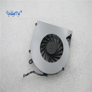 Image 2 - Ventilador de refrigeración para Toshiba C850 T03B T05B TOSHIBA L850 L850D C855 C855D portátil KSB0505HB BK48 4pin V000270070 6033B0028701