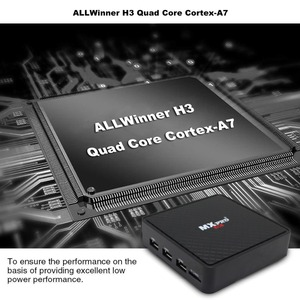 Image 2 - 2019 4K Smart TV Box Android 7. Allwinner_H3 QuadCore 1G / 8G Google 4K USB2.0 Set Top TV Box WIFI Media Player Set top box