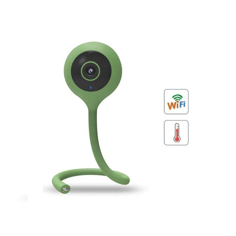 HD 1080P 2MP Mini IP Camera Wireless WiFi Camera Security Surveillance CCTV Camera Baby Monitor Temperature And Humidity HD 1080P 2MP Mini IP Camera Wireless WiFi Camera Security Surveillance CCTV Camera Baby Monitor Temperature And Humidity