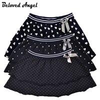Новые летние юбки для девочек, детская одежда, стильная юбка-пачка для девочек-подростков, одежда для маленькой принцессы, для детей 1-16 лет