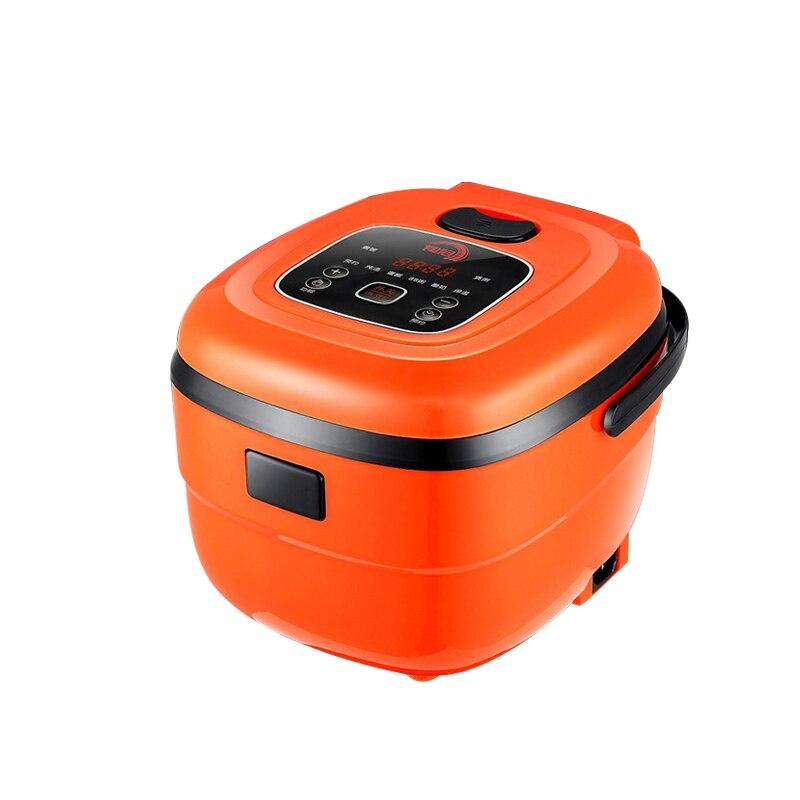 Cuiseur de riz électrique portatif de JWS-666 2.5L, cuiseur de riz de petite capacité pour la maison 600W