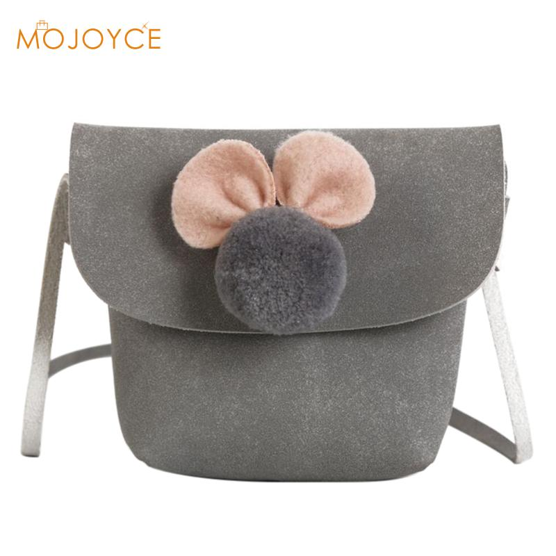 Girls Mini Messenger Bag Cute Plush Cartoon Kids Baby Small Coin Purses Lovely Baby Children Handbags Kids Shoulder Bags bolsa dachshund dog design girls small shoulder bags women creative casual clutch lattice cloth coin purse cute phone messenger bag