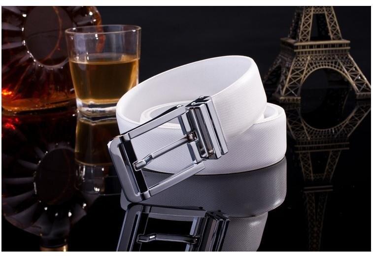2016 מעצב מותג לבן mens החגורה יוקרה באיכות גבוהה חגורות לגברים נשים עור חגורות ceinture cintos femenino