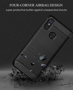 Image 5 - เคสโทรศัพท์สำหรับ xiaomi mi 8 Lite mi 8 mi 8lite ซอฟท์ซิลิโคน TPU คาร์บอนไฟเบอร์ป้องกัน xiaomi 8 8lite เกราะฝาครอบ Fundas