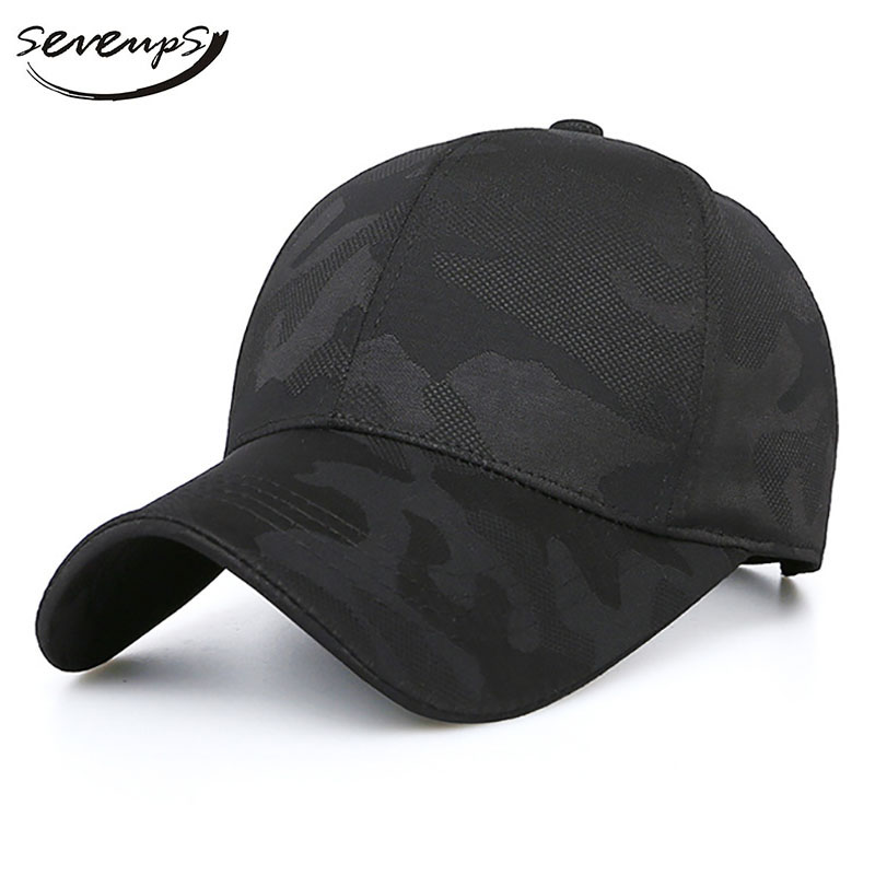 Seveups Tactical Army Cap For Men's Snapback Baseball Caps Hat Caps Women Camouflage Summer Hats Adjustable aetrue winter knitted hat beanie men scarf skullies beanies winter hats for women men caps gorras bonnet mask brand hats 2018