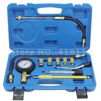 Professional AUTO TOOLS Engine Cylinder Compression Tester Kit Cylinder Tester