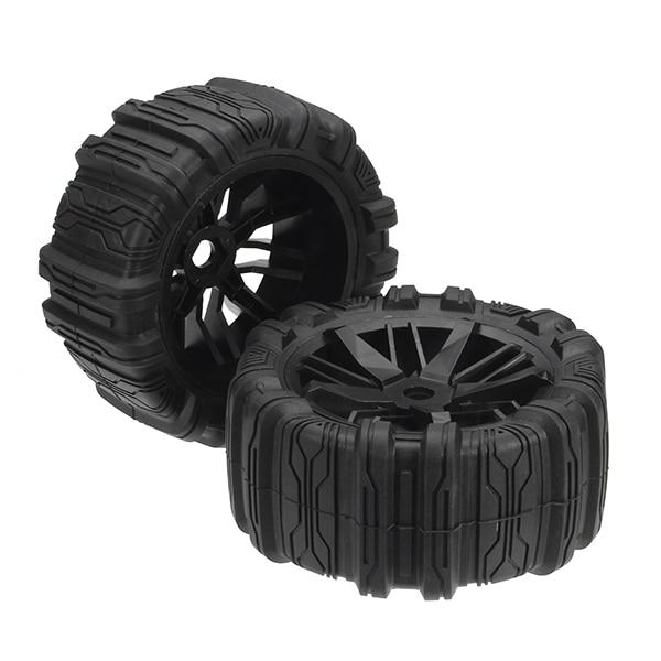 HBX 1/6 T6 TS061 Concept Sand Wheels Complete(Fr./Rr.) RC Car Spare Parts legeartis replica concept ns533 6 5x16 5x114 3 et45 d66 1 bkrs