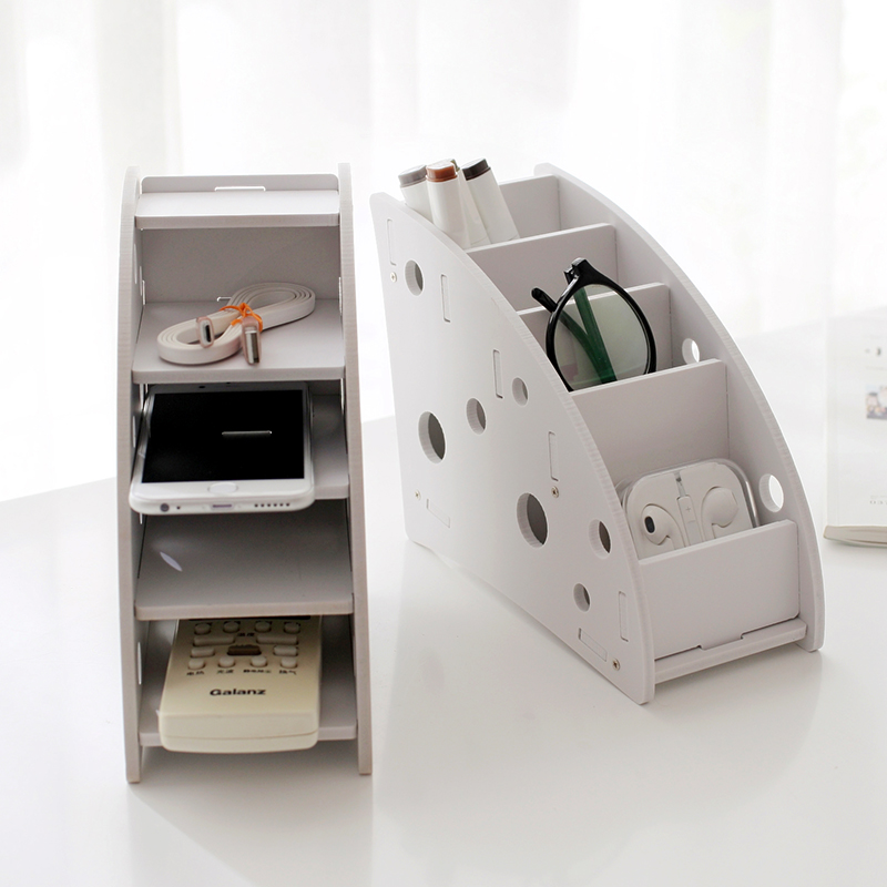 Online buy wholesale white desk organizer from china white - Desk organizer white ...