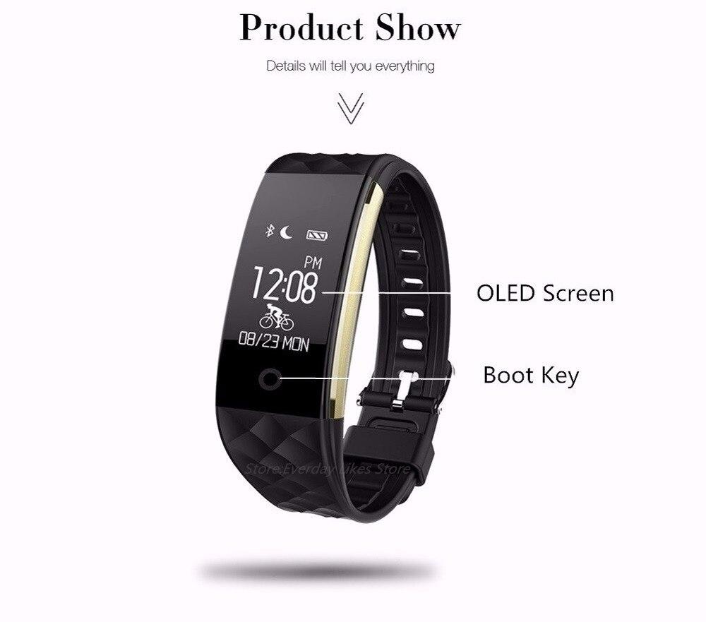 S2 Smart Bracelet