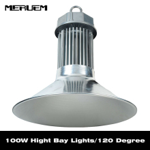 wholesale 100w Led high bay light high quality warranty 3 years LED Bulb Luminous 100-120LM/W industrial workshop fresh market(China)