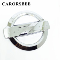 CARORSBEE Silver Metal Emblem Badge Z Car Styling Body Tail Trunk Car Sticker Decal For Nissan