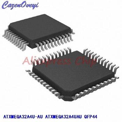 1pcs/lot ATXMEGA32A4U-AU ATXMEGA32A4UAU ATXMEGA32A4U QFP44 In Stock