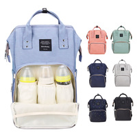 Baby Diaper Bags Mummy Packs Backpack Bolsa Infantil Maternal Stroller Multifunction Sac A Langer Maternite Nappy Changing Bag
