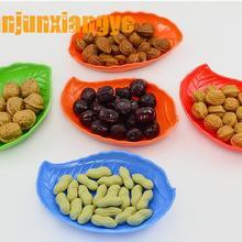 Праздничные вечерние принадлежности искусственные украшения пластик имитация фруктов орех арахиса Jujube грецкий орех фрукты пропеллер модели 20 шт./лот