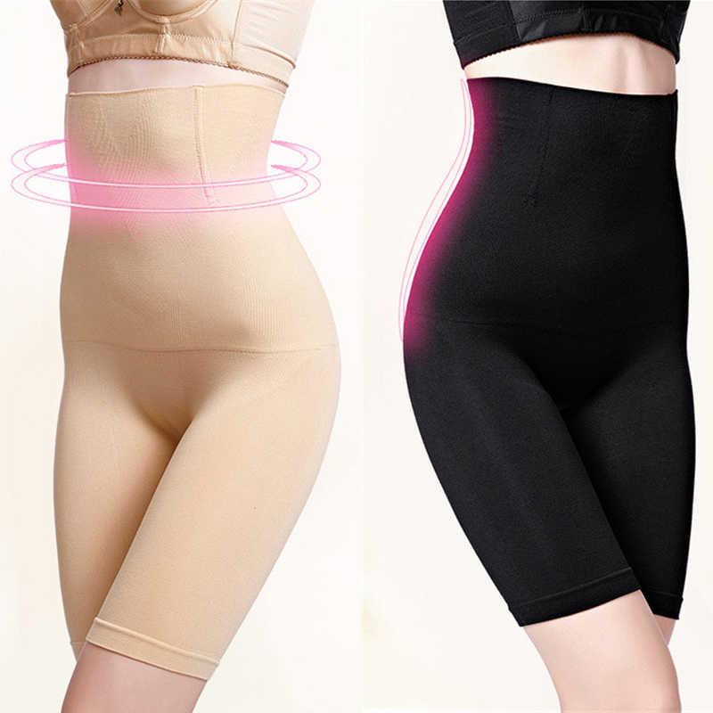 Vrouwen Naadloze Shapers Hoge Taille Afslanken Tummy Controle Knickers Broek Slipje Slips Body Shapewear Dame Corset Ondergoed