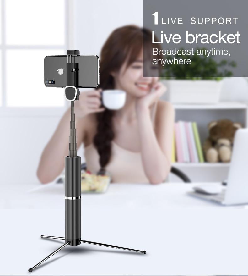 Bluetooth Selfie Stick (8)
