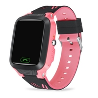 Fasahi Kids Smartwatch Smart Watch GPS Children 2G SIM Calls Chat Anti lost SOS Remote Safety Monitor For Android IOS