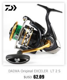 Daiwa original exceler lt 2 velocidade 1000