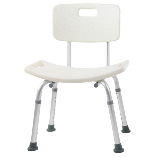 Bath Chair Elderly Pregnant Women Bathing Anti skid Stool Adjustable ...