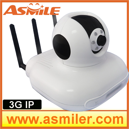 Asmile Home security <font><b>3g</b></font> ip-kamera image