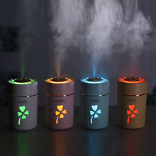 usb air humidifier 280ml car 7 Color Changing LED light mini home office