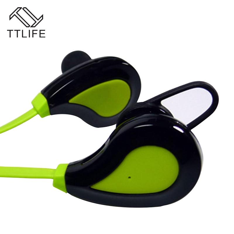 TTLIFE Hot Smart Bluetooth Earphone RQ7 Wireless Sports Headset Music Stereo Headphones WIith Hd MIC For Phone Xiaomi Original
