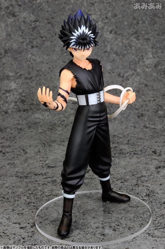 Cool Anime YuYu Hakusho Hiei 6 Inch PVC Action Figure