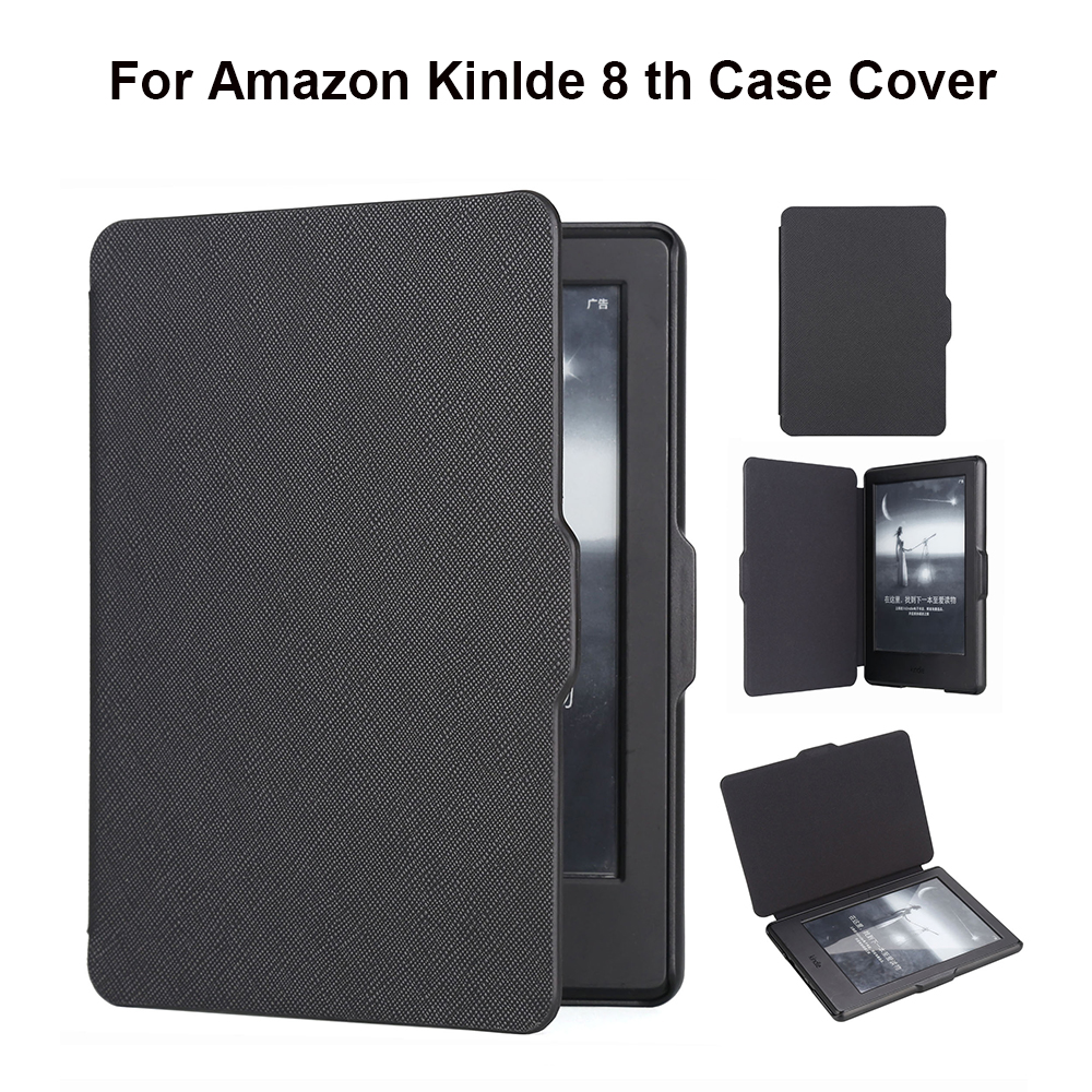 Case for All-New Kindle E-reader 8th Generation 2016 Ultra Light SmartShell Cover for kindle 8 Book Cover Auto Wake up/Sleeping marble pattern flip leather case cover for new kindle 2016 8th generation funda for amazon kindle 8 generation 2016 sleep
